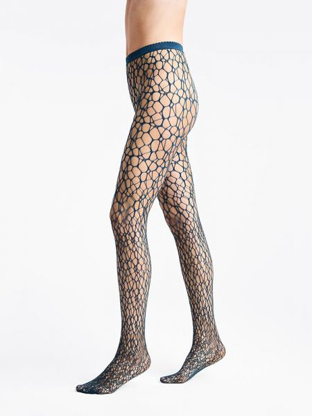 Micro Fish Scale Tights, Wolford