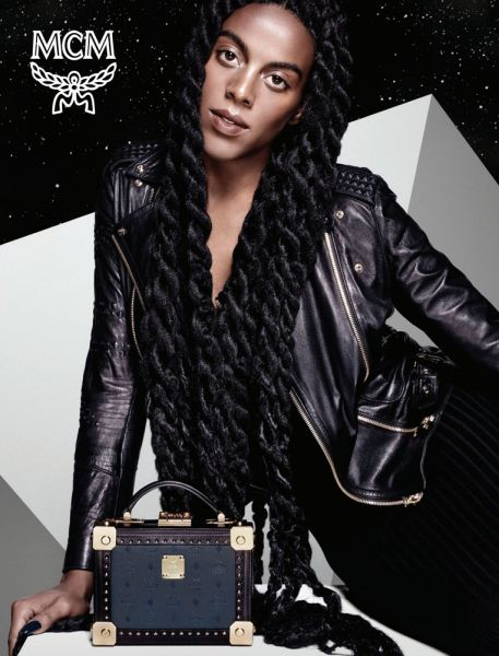 Juliana Huxtable für MCM - Kollektion H/W 2015/16
