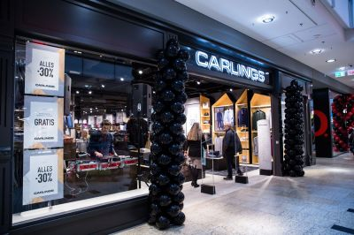 Carlings Store in den City Arkaden in Klagenfurt
