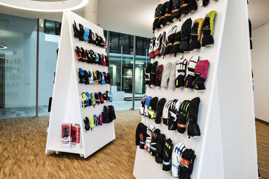 Zanier Showroom in Innsbruck
