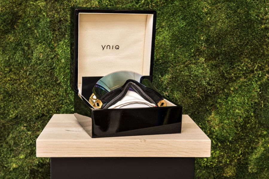 YNIQ im Zanier Showroom in Innsbruck