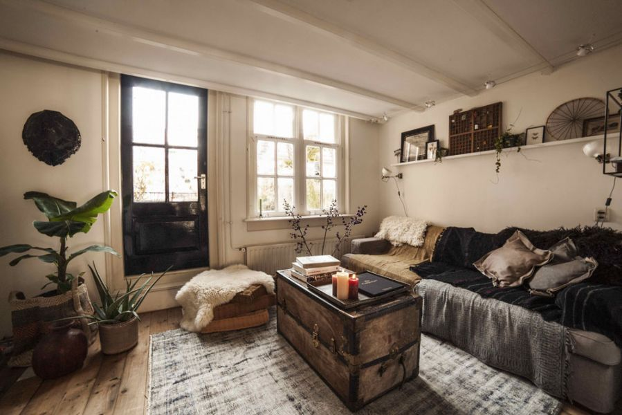 Scotch & Soda The Story of Things Airbnb-Wohnung
