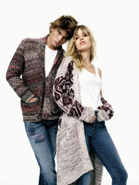 Pepe Jeans London Kampagne »Mix it up«