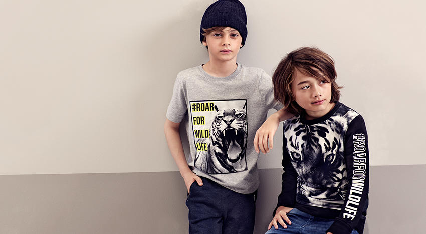 H&M Kids Collection H/W 2016/17