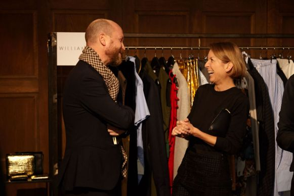 Fashion Council Germany x H&M-Programm Get-Together im Soho House in Berlin