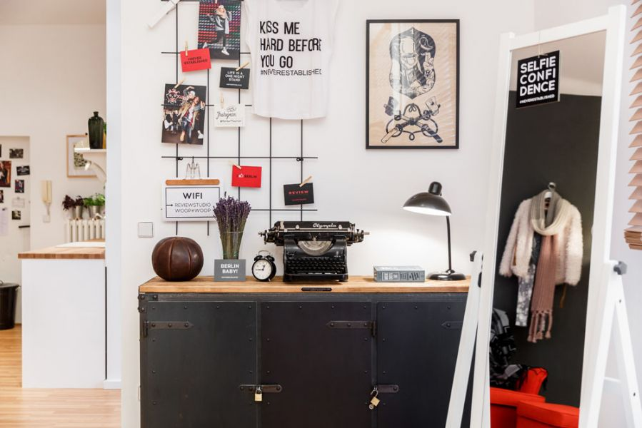 Review Studio in Berlin