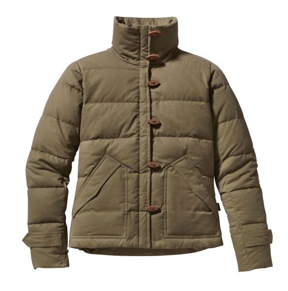 Damen Toggle Down Jacket