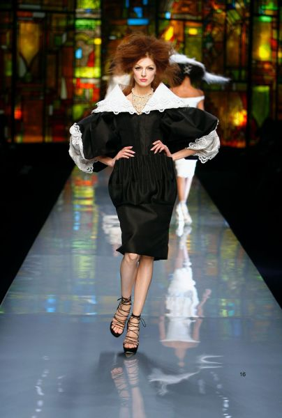 The Vulgar: Fashion Redefined John Galliano for Christian Dior, F/S 2009