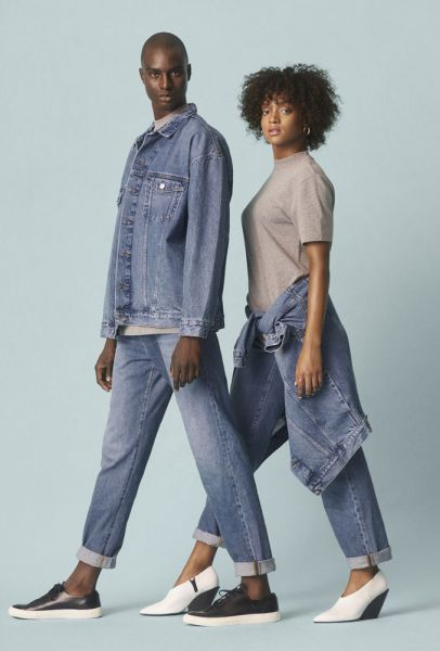 H&M Denim United Collection F/S 2017