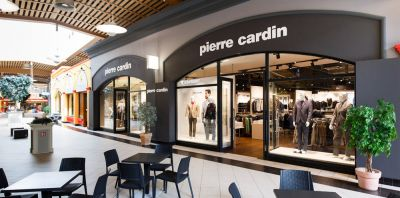Freeport Fashion Outlet-Filiale von Pierre Cardin