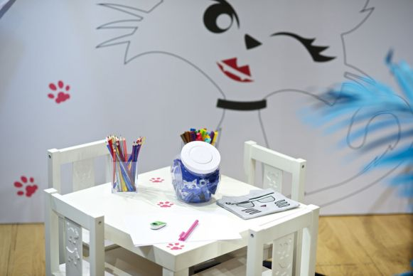 Choupette Pop Up Store in Paris