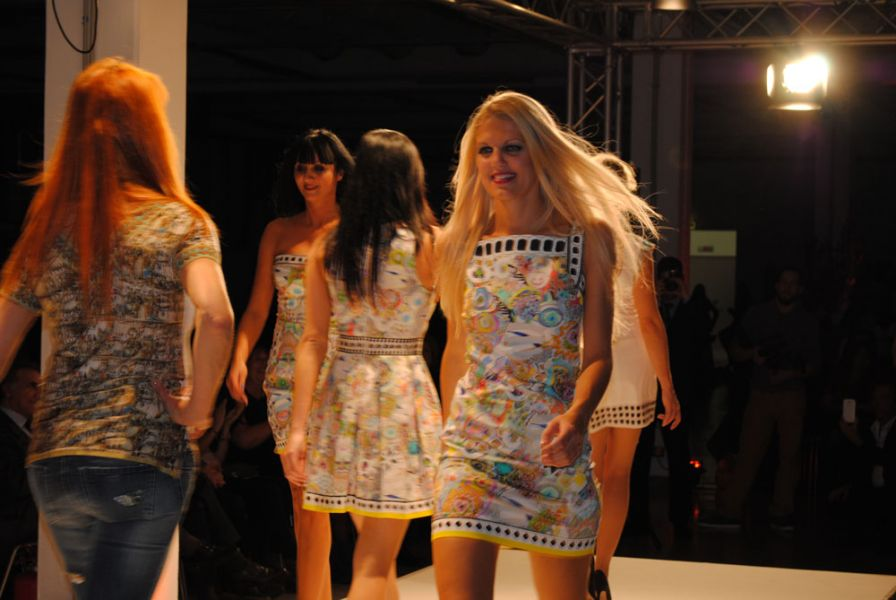 Moda Campania Fashion Day in Wien