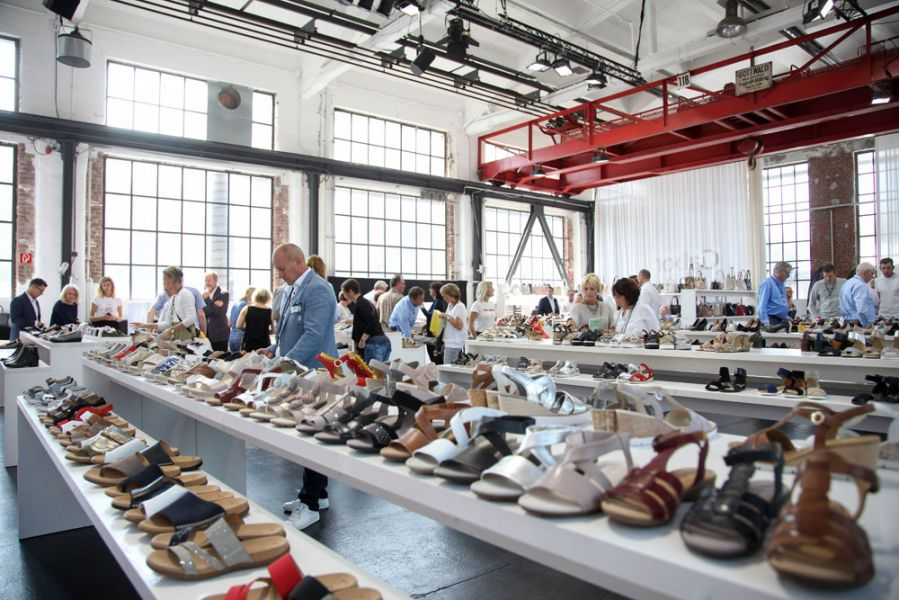 Gallery Shoes Ende August 2017 - Impressionen