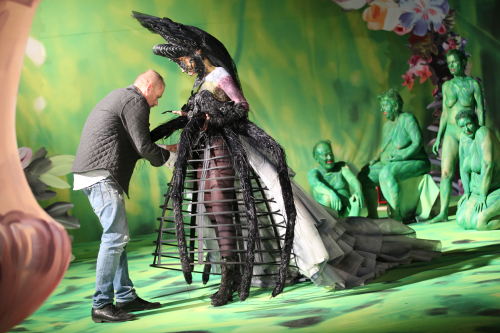 Life Ball Style Bible 2014 - Making Of