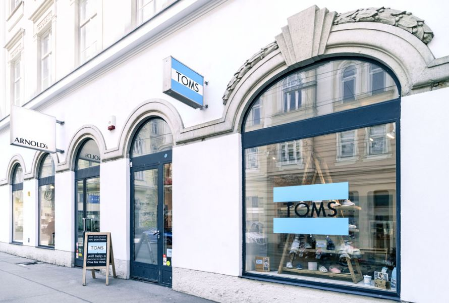 Toms Sis by Arnold's in Wien