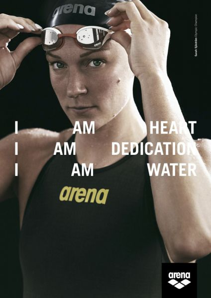 Arena »I am Water« Kampagne F/S 2018