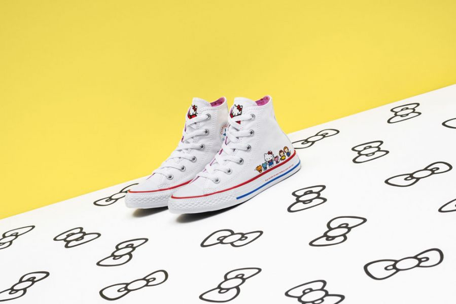 Hello Kitty x Converse Capsule Collection