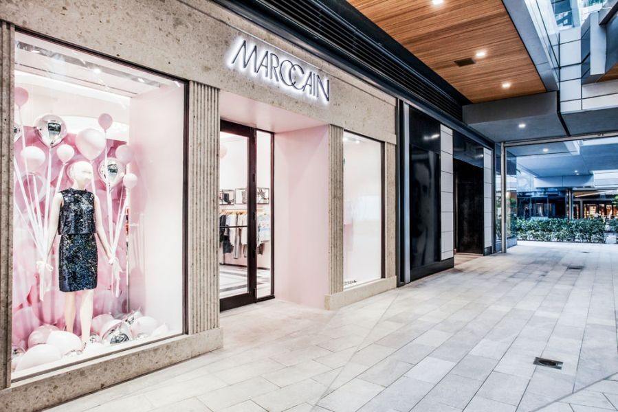 Marc Cain Pop Up Store in Miami, Florida (USA)