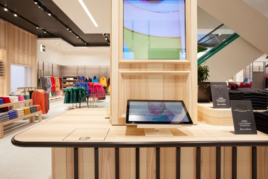 United Colors of Benetton Flagship in Padua