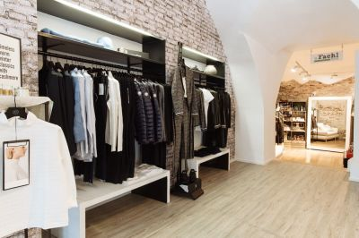Glüxmoment Concept Store in Wels