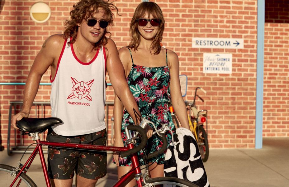 H&M Sommer 2019 Stranger Things-Kapsel