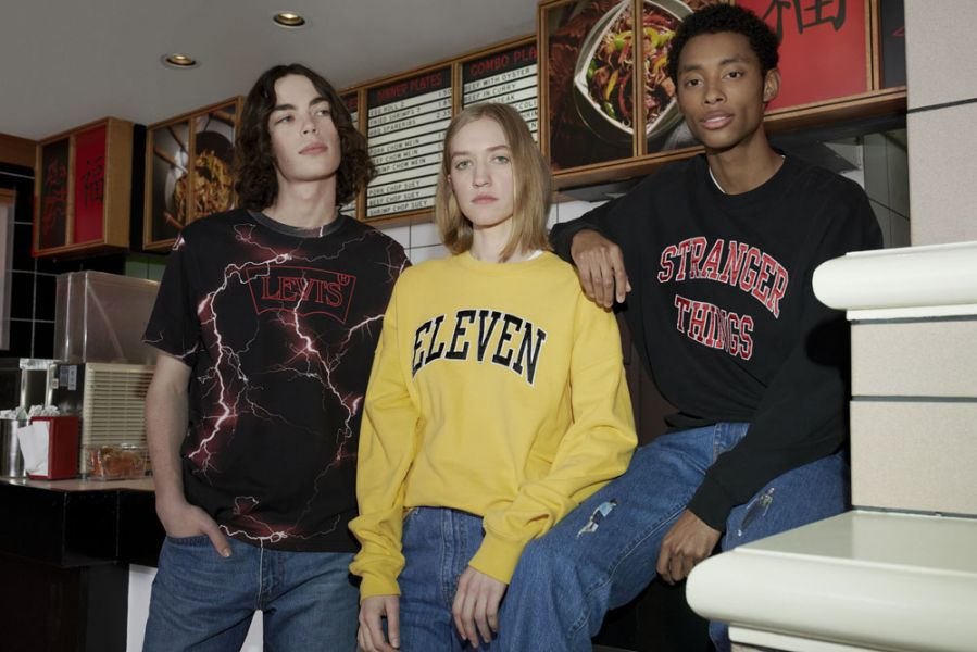 Levi's H/W 2019 Stranger Things-Kapsel