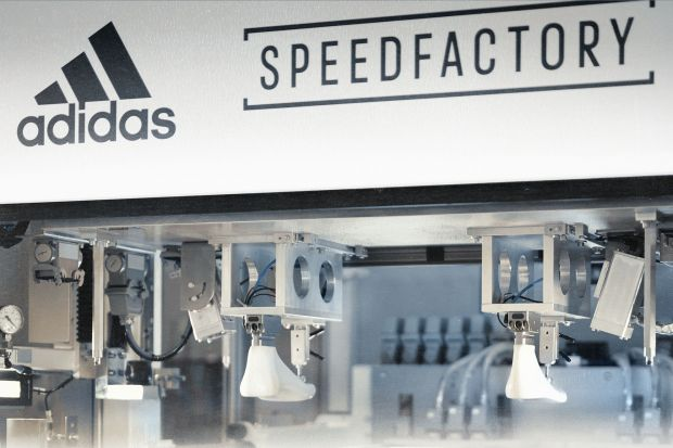 Adidas Speedfactory in Ansbach