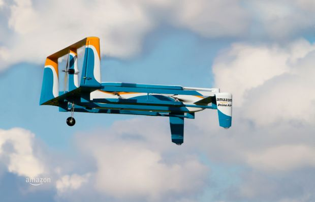 Amazon Prime Air-Drohne