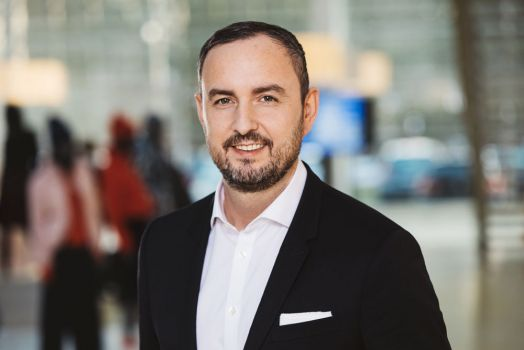 Andreas Kaczmarczyk, neuer Vice President Retail der Tom Tailor Group