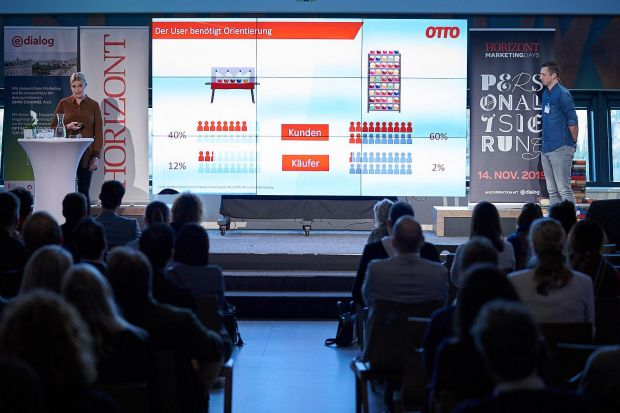 Das waren die Horizont Marketing Days 2019