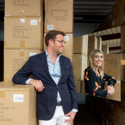 Michael und Christine Beheim, CEOs Beheim International Brands