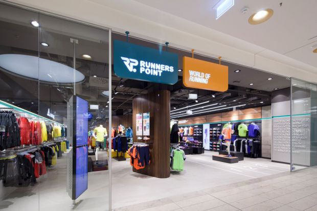 Runners Point Store