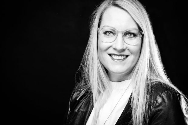 Stefanie Bohle, Head of Product Management bei Skiny