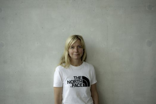 Tina Rolén, Vice President Marketing The North Face
