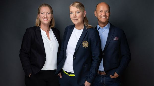 Neues Management-.Team bei Calamar